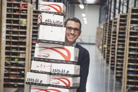 Xavier Pladellorens, CEO de Deporvillage