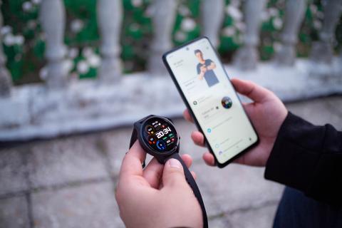 Xiaomi Mi Watch aplicacion