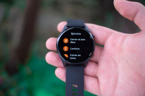 Xiaomi Mi Watch Modos deportivos