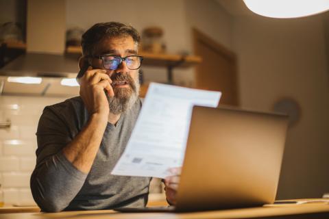 Ya puedes tramitar el borrador de la declaración de la renta 2020: estos son los pasos