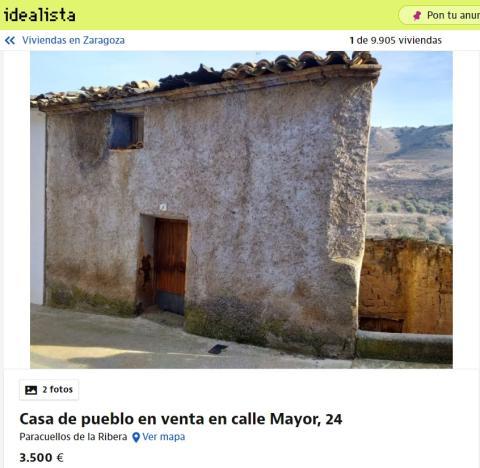 Zaragoza 3500 euros