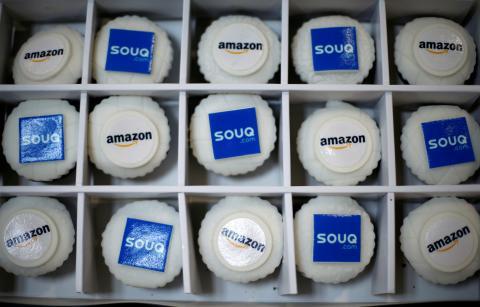 Amazon compra de Souq.com