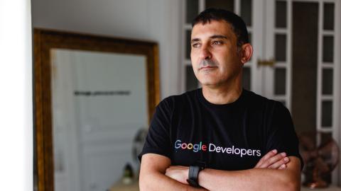 Andrés Leonardo Martínez-Ortiz (ALMO) de Google.