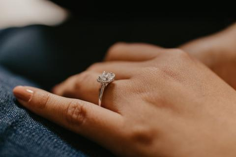 anillo, joyas