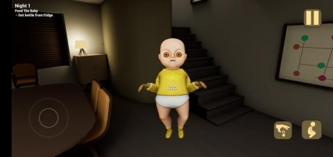Baby in Yellow Android