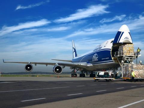 Boeing 747 Cargo