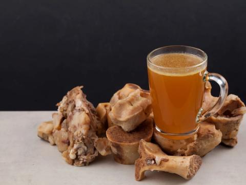 La socia de Flight Ventures, Nancy Fechnay, ha contado que desayuna caldo de huesos.
