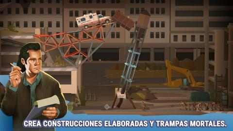Bridge Constructor The Walking Dead Android