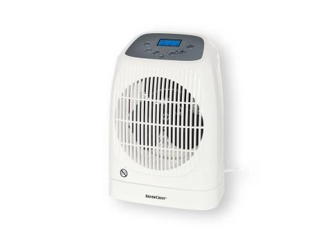 Calefactor Silvercrest