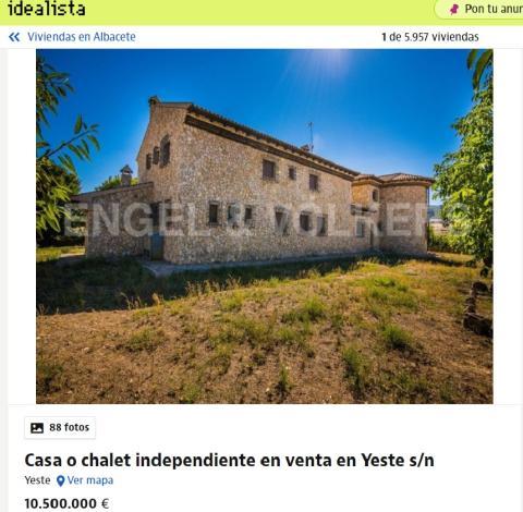 Casa en Albacete