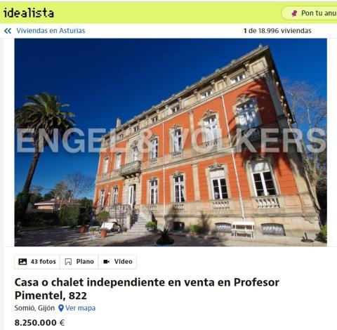 Casa en Asturias