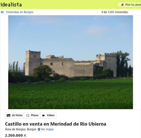 Casa en Burgos