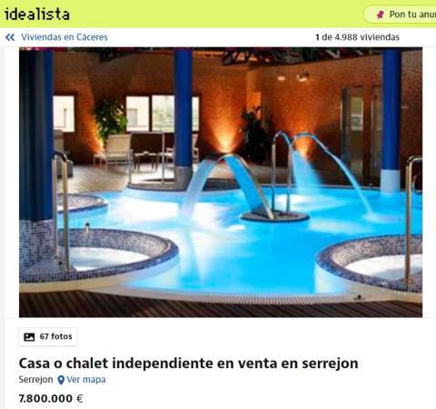 Casa en Cáceres