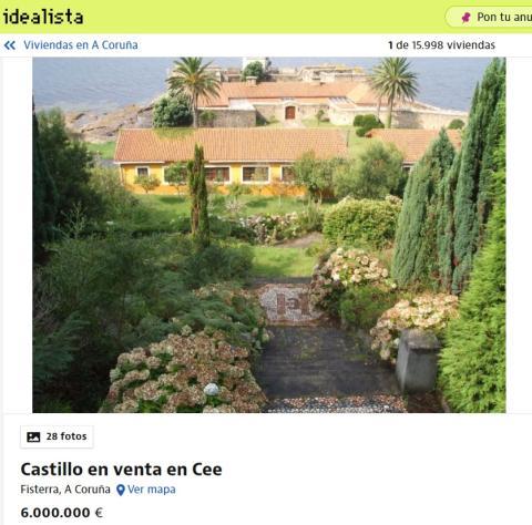 Casa en A Coruña