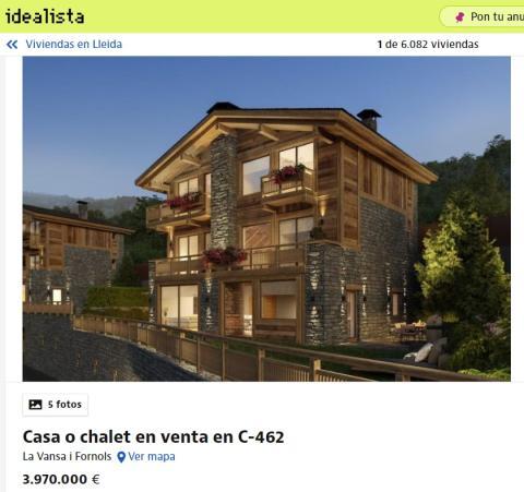 Casa en Lleida