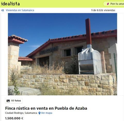 Casa en Salamanca