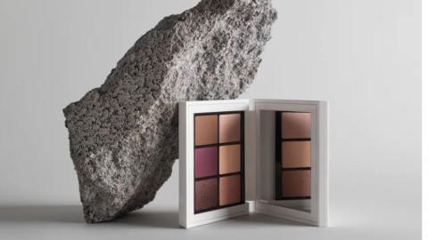 El catálogo de sombras de ojos de Zara Beauty es más limitado