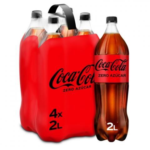 Coca-Cola Light o Zero se cuelan en la B de Nutri-Score.