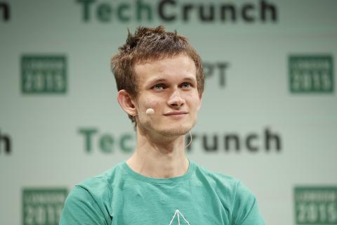 Vitalik Buterin, cofundador de Ethereum.