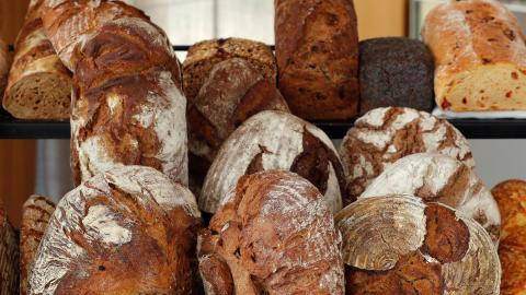 Cómo congelar y descongelar el pan correctamente.
