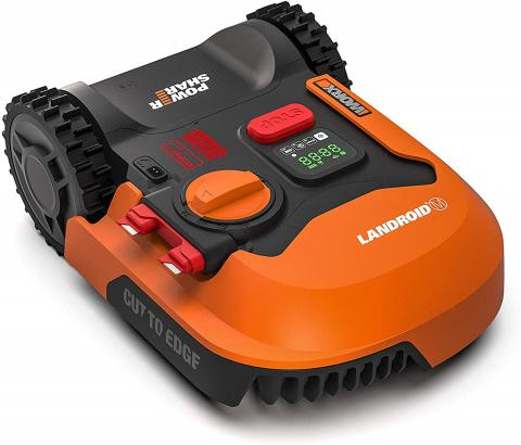 Cortacésped robótico Worx Landroid M500