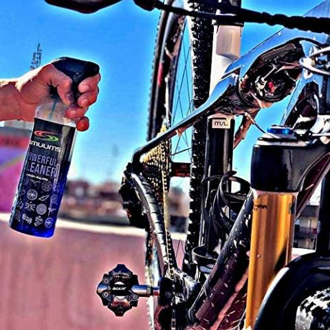 Desengrasante para bicicletas