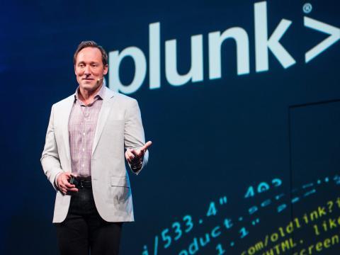 Doug Merritt, CEO de Splunk, habla con Business Insider sobre la asociación con Microsoft y la difícil transición a la nube.