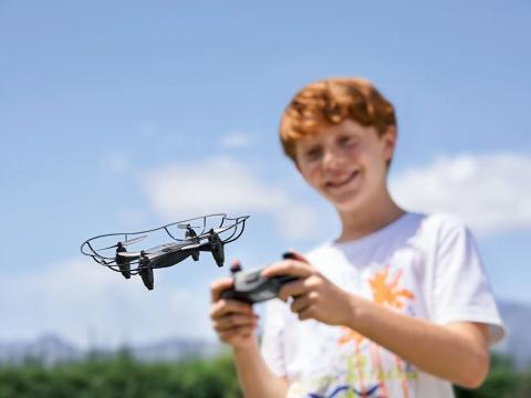 Drone de juguete Lidl