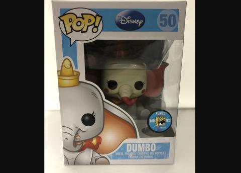 Dumbo versión payaso