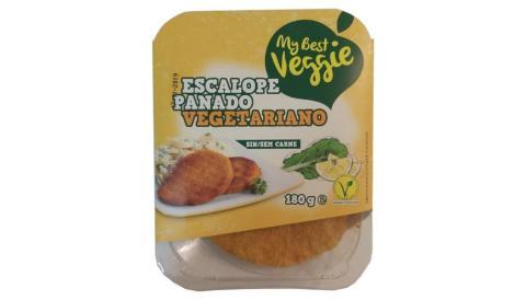 Escalopes Veganos Lidl Nutri-Score.