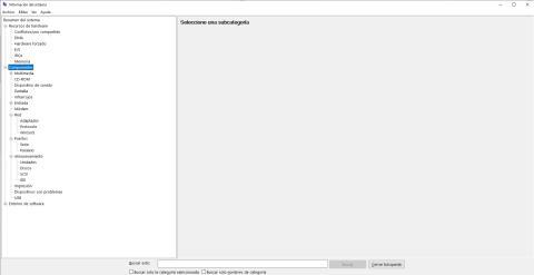 Especificaciones windows
