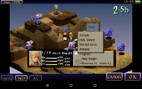 Final Fantasy War of the Lions Android