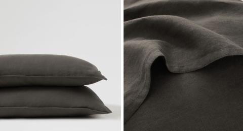 Fundas para almohadas de Mango Casa