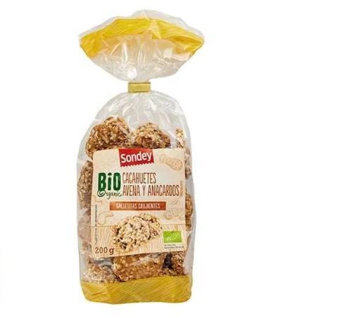 Galletas de frutos secos de Lidl