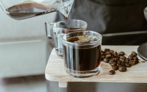 Hacer café