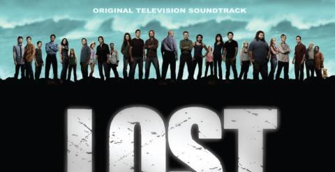 Observa las nubes del fondo de esta banda sonora de 'Lost'. Hay clonación a destajo.