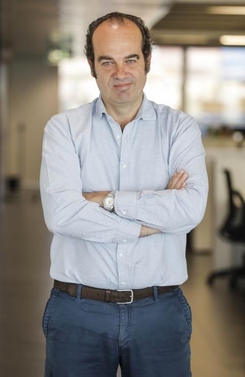 Iñigo Valenzuela, CEO de Smartvel