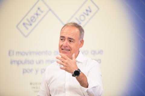 Javier Rodríguez Zapatero, presidente de ISDI y responsable de Google en España durante 9 años.