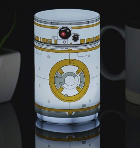 Lámpara de mesa Star Wars