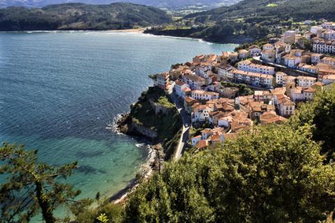 Lastres, Asturias.