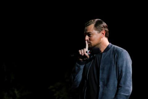 Cualquier imagen de Leonardo DiCaprio es potencialmente un meme.