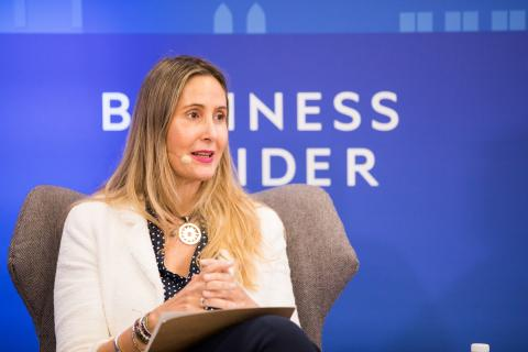 Leticia Ponz, vicepresidenta de Wires y responsable de Union Investment en España, Portugal y México