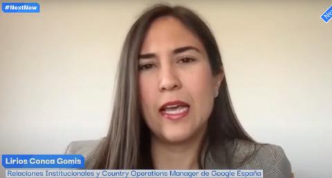 Lirios Conca, country operations manager de Google España.