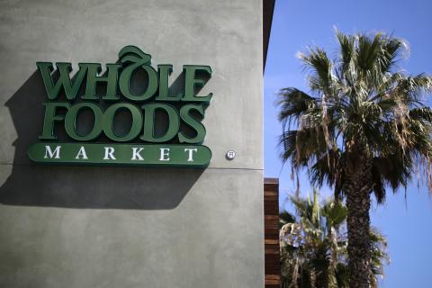 Logo de Whole Foods