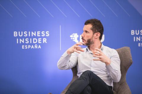 Luis Díaz, managing director de Talento y Organización de Accenture