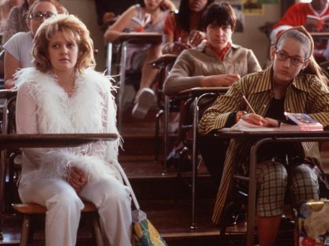 Drew Barrymore en 'Nunca me han besado' (1999).