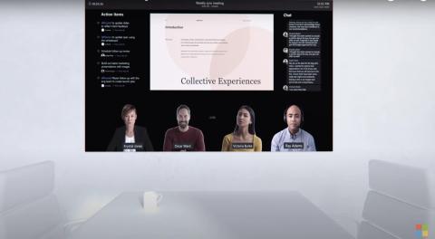 Microsoft Teams future of work