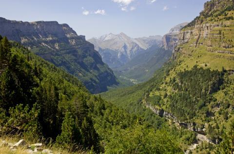 Parque Nacional de Ordesa, Huesca.