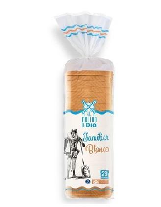 Pan de molde Dia