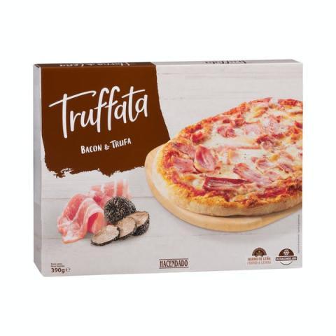 pizza truffata Mercadona